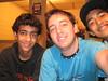 Samuca, eu e o Pedro (primos CÚrintianos)