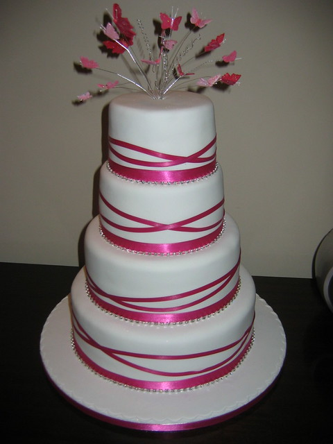Wedding Cake No 75