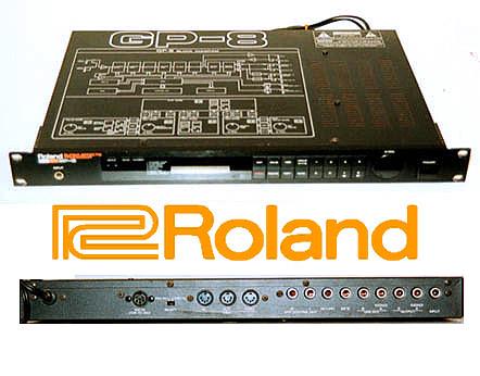 roland gp 8 2 guitar effects processor flickr photo sharing. Black Bedroom Furniture Sets. Home Design Ideas
