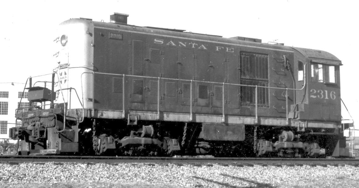 ATSF 2316 6-71