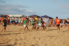 beach, sand, sports, rugby union, team sport,