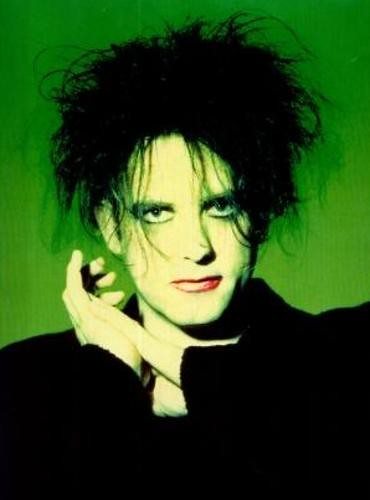 Robert Smith. Sos eL amor de mi viida (: