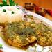 Peruvian food: Seco con frejoles