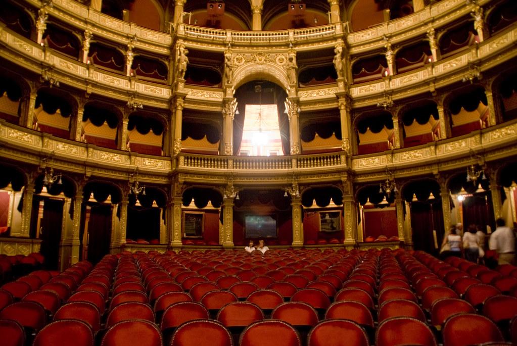 Opera de Hungría
