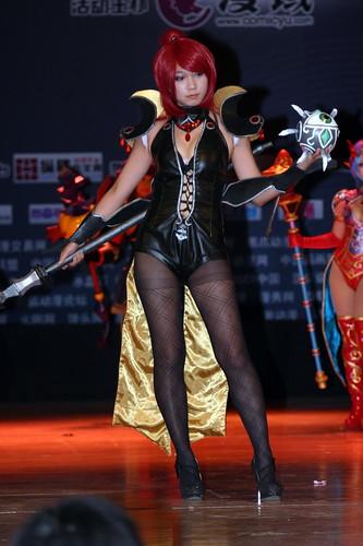 漫域Cosplay北京总决赛_和邪社72