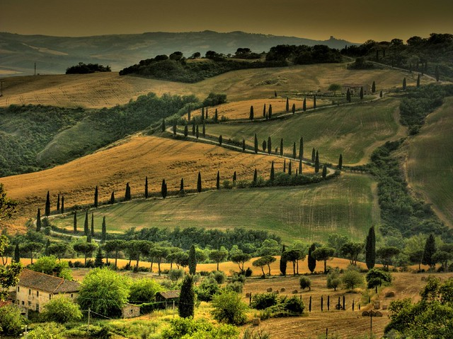 La Foce Val D Orcia Italy Flickr Photo Sharing
