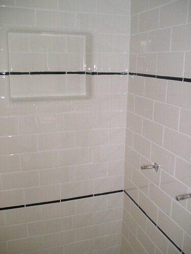 subway tile shower stall view ii flickr photo sharing