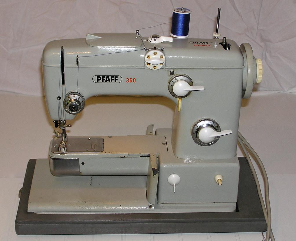 pfaff 360