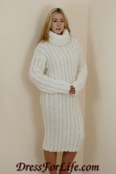 Kyber Outerwear Ribbed Rainbow Wool Sweater