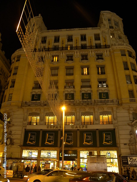 Casa del libro gran v a flickr photo sharing - Casa del libro gran via 2 ...