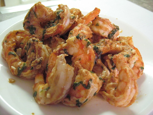 marinated grilled shrimp | Flickr - Photo Sharing!