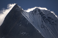 Machapuchare Summit (6.993m), Nepal