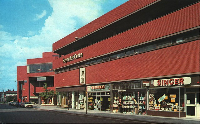 Haymarket Centre Leicester 1970s Flickr Photo Sharing