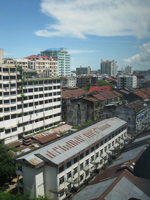 Birmania 2007 - Yangon