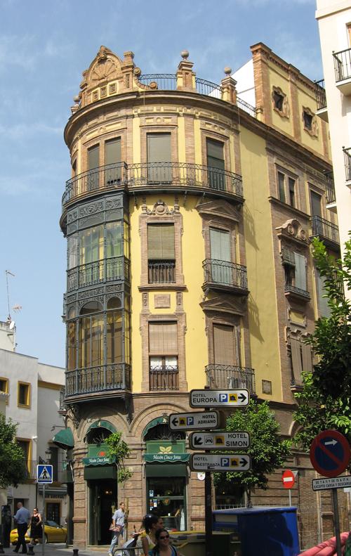 Sevilla siglo xx edificios regionalistas i el barrio - Nouveau sevilla ...