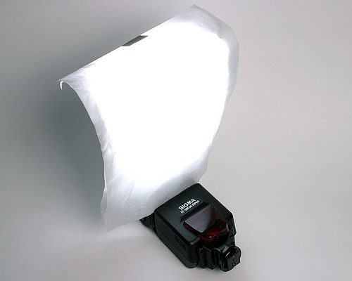 Homebrew Portable Softbox