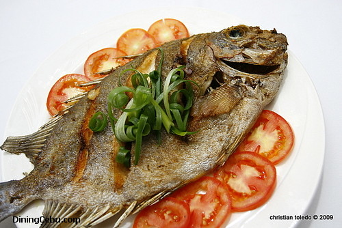 Filipino food fish flickr photo sharing for What is fish food made of