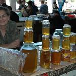 Honey Vendor - Zugdidi, Georgia