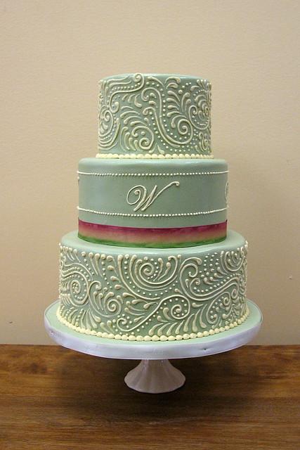 Pretty Wedding Cakes