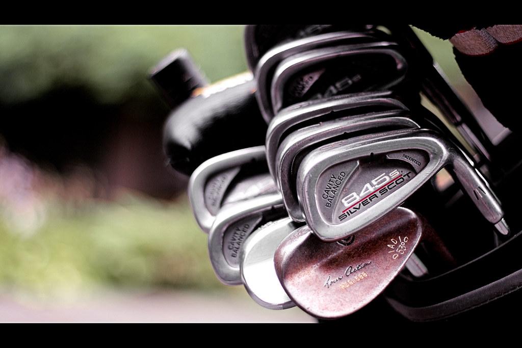 6.20.2010 <golf clubs> 157/365
