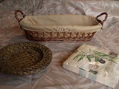 textile, brown, wicker, basket,