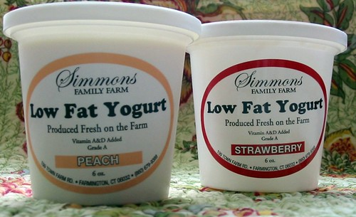 Lovely Low Fat Local Yoghurt