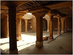 inside kuldhara, kuldhara jaisalmer