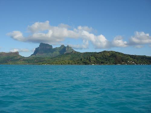 Bora Bora island (Hitiaa Bay - Bora Bora)