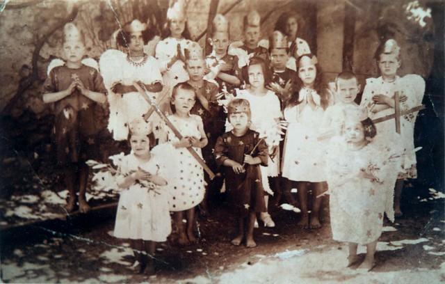 asilo d'infanzia Pasquali - primi Novecento