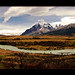 Chile-torres-del-paine-river-pano-far-1