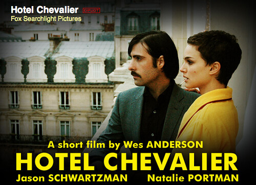 Hotel Chevalier Film Room