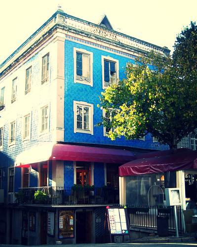 Sintra, city centre