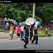 Parade in La Chorrera, Panama