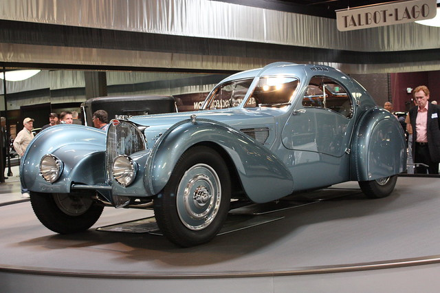 1936 Bugatti Type 57SC Atlantic by DmentD