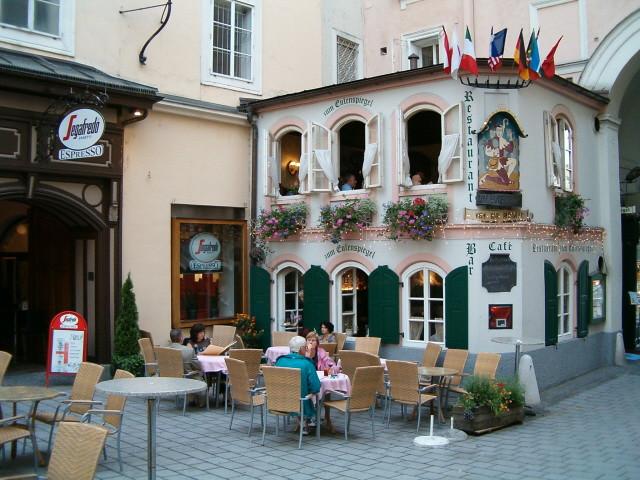 Restaurant In Salzburg