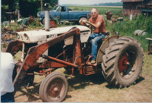 Case 530 Farm Tractor : Kenny roop`s case tractor loader flickr photo sharing