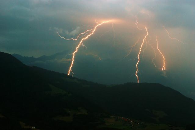 thunder storm 19.07.07