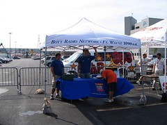 BRN Ft. Wayne Booth at the Game