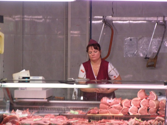 The Butcher of Riga http://www.flickr.com/photos/mspoggis/1430308924/