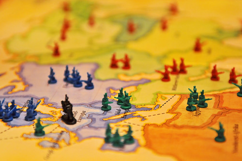 Playing risk - 4 Essential Personality Traits That Every Team Member in a Startup Needs
