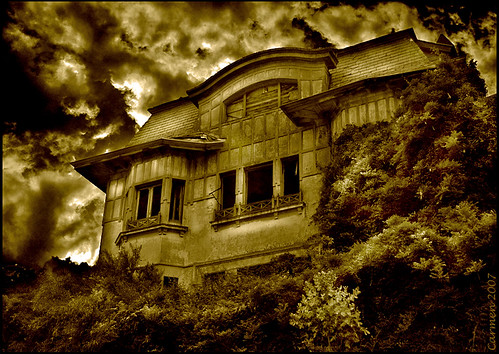 The House of the Haunted HiLL III