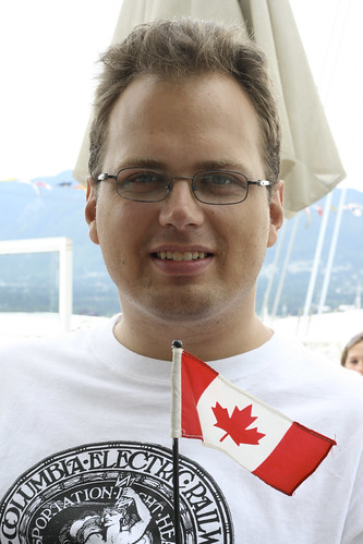 Canada Day Richard