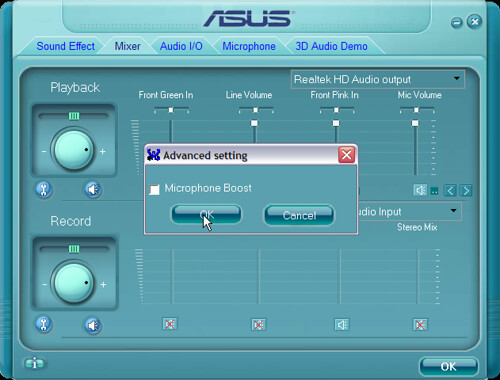 Sound Effect Manager For Windows Xp