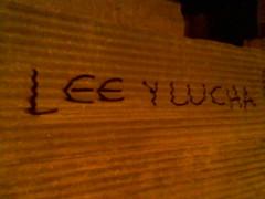 Lee y lucha