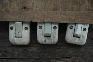 Three Light Switches