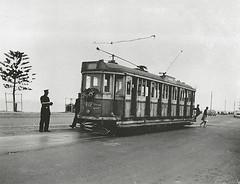 Last run, Rockdale to Brighton-Le-Sands 1949