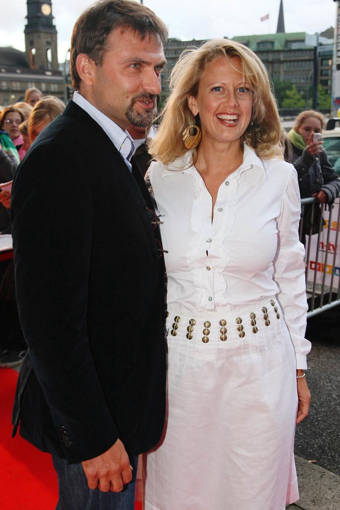 Barbara Schöneberger und Mathias Krahl - a photo on Flickriver