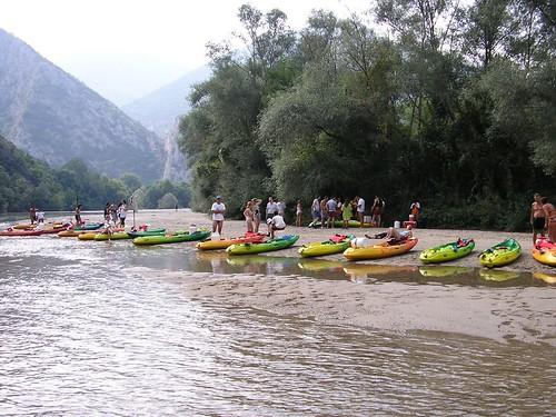 Canoe Kayak Nestos River