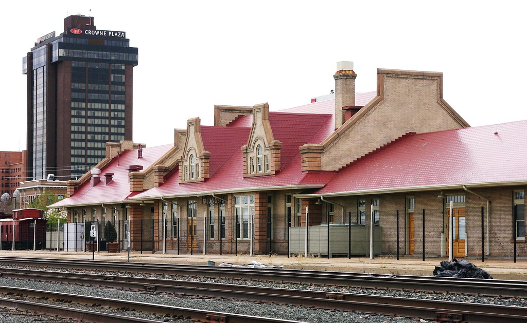 Billings, MT train station