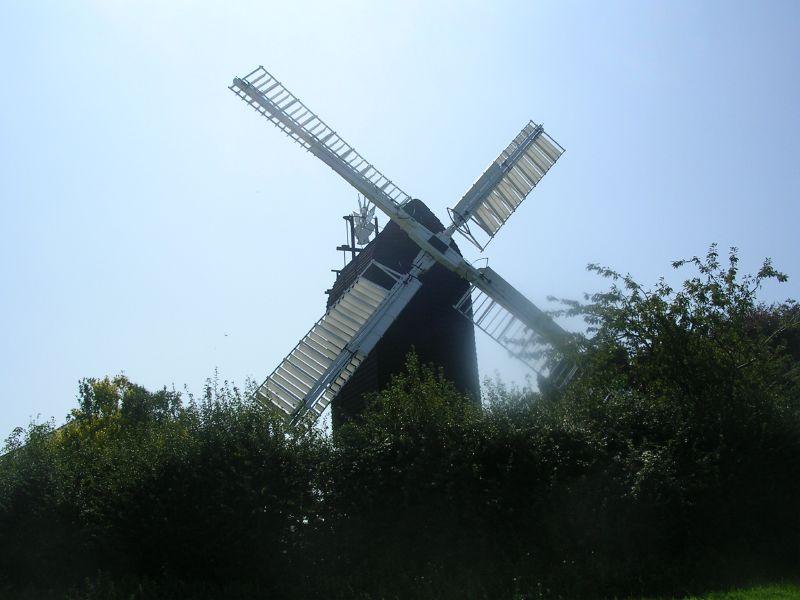 Windmill, Icklesham Rye Circular
